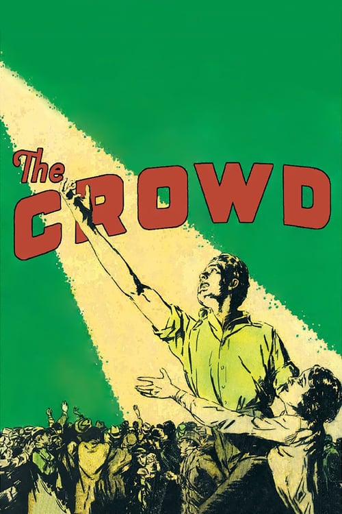 The Crowd - Movie Poster