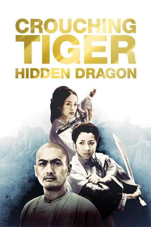 Crouching Tiger, Hidden Dragon - Movie Poster