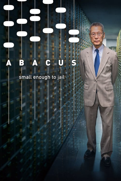 Abacus: Small Enough to Jail - Movie Poster