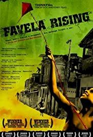 Favela Rising - Movie Poster