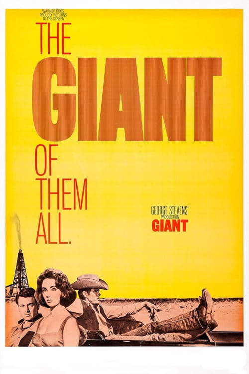 Giant - Movie Poster