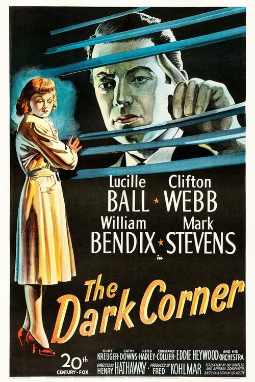 The Dark Corner - Movie Poster