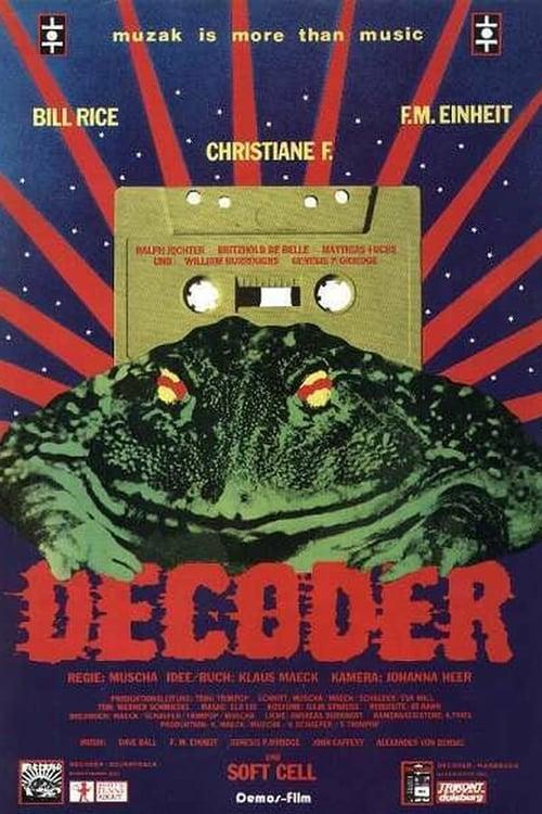 Decoder - Movie Poster