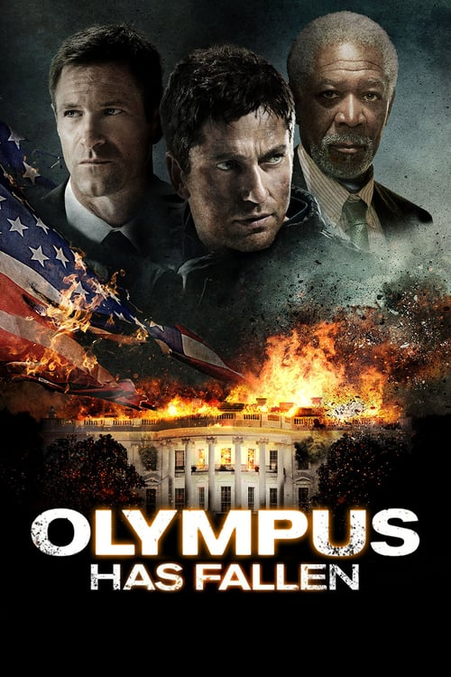 Olympus Has Fallen - Movie Poster