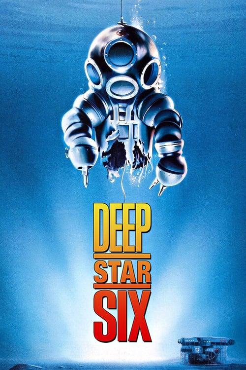 DeepStar Six - Movie Poster