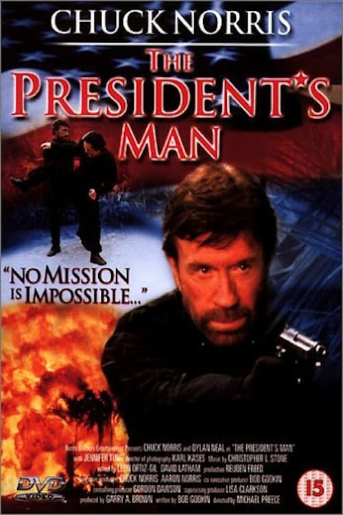 The President's Man - Movie Poster
