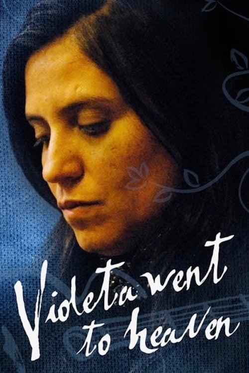 Violeta Went to Heaven - Movie Poster