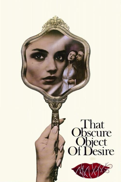 That Obscure Object of Desire - Movie Poster
