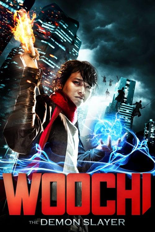 Woochi: The Demon Slayer - Movie Poster