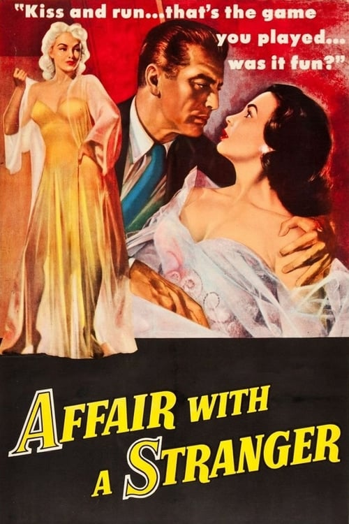 Affair with a Stranger - Movie Poster