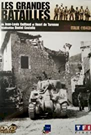 Les grandes batailles: La bataille d'Italie - Movie Poster