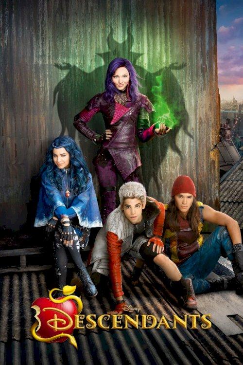 Descendants - Movie Poster