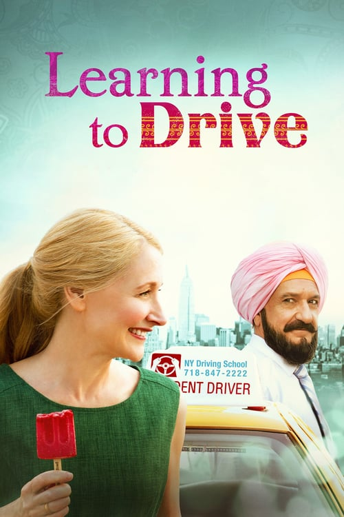 Learning to Drive - Movie Poster