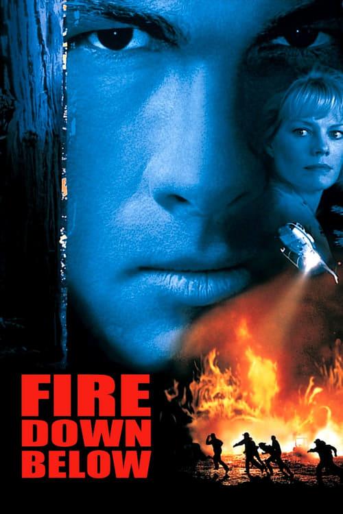 Fire Down Below - Movie Poster