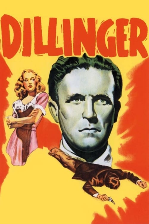 Dillinger - Movie Poster