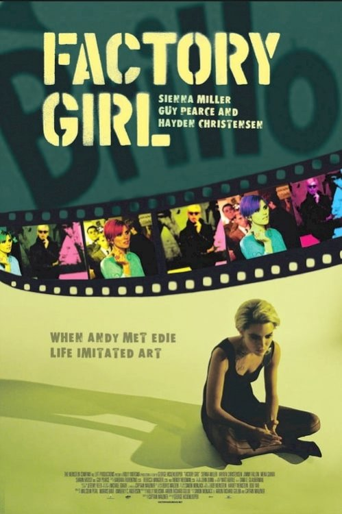 Factory Girl - Movie Poster