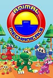Animal Mechanicals - Movie Poster