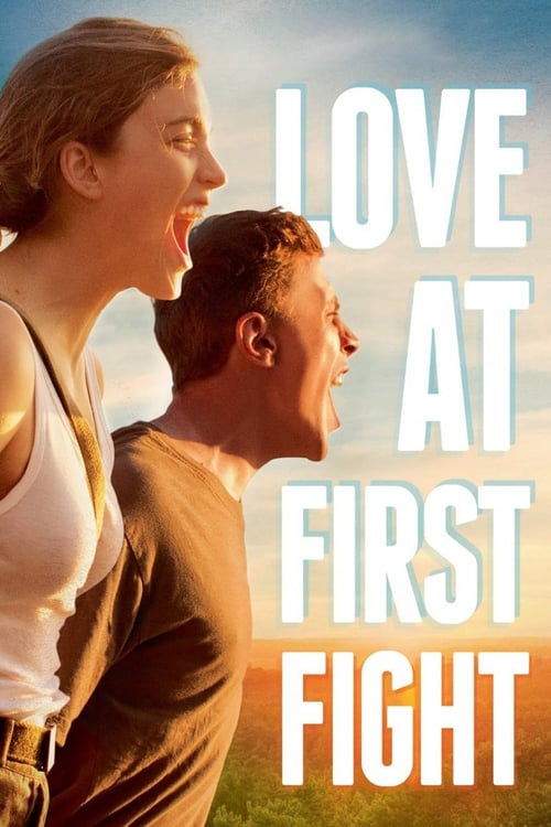 Love at First Fight - Movie Poster