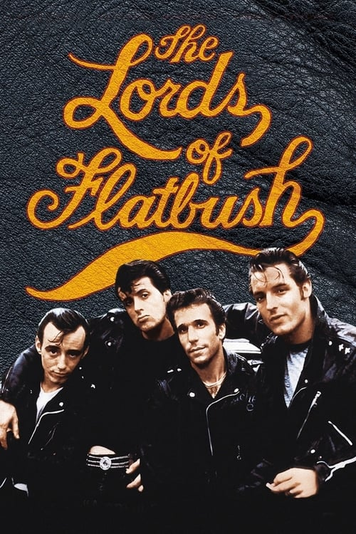 The Lords of Flatbush - Movie Poster