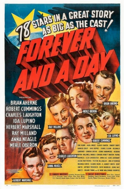 Forever and a Day - Movie Poster