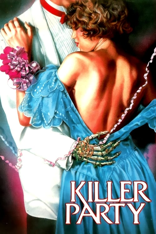 Killer Party - Movie Poster