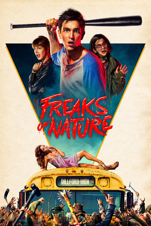 Freaks of Nature - Movie Poster