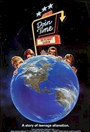 Doin' Time on Planet Earth - Movie Poster