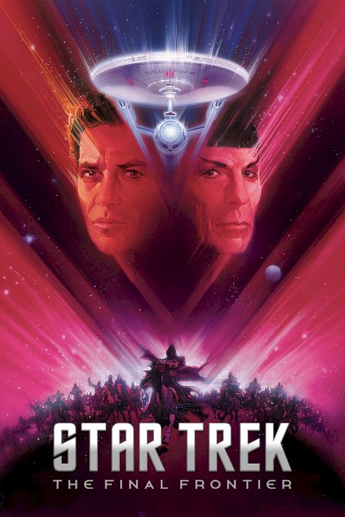 Star Trek V: The Final Frontier - Movie Poster