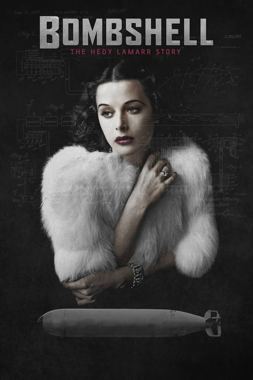 Bombshell: The Hedy Lamarr Story - Movie Poster