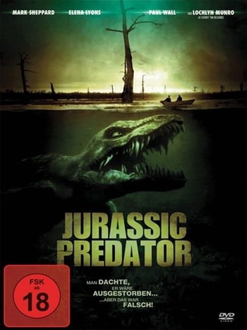 Xtinction: Predator X - Movie Poster