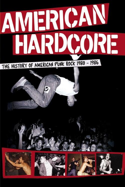 American Hardcore - Movie Poster