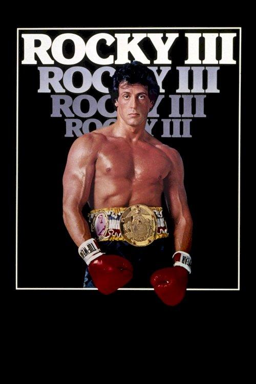 Rocky III - Movie Poster