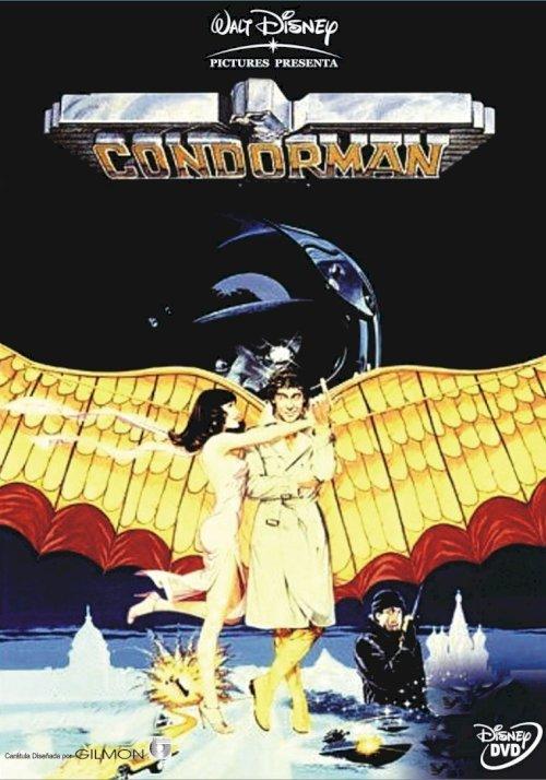 Condorman - Movie Poster