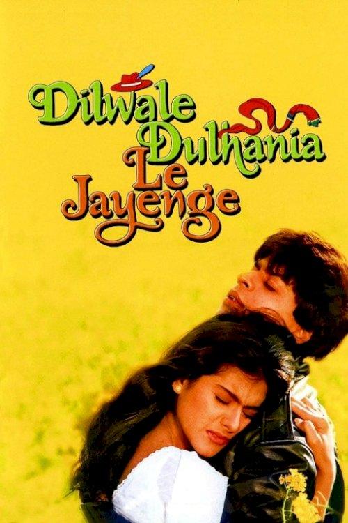 Dilwale Dulhania Le Jayenge - Movie Poster
