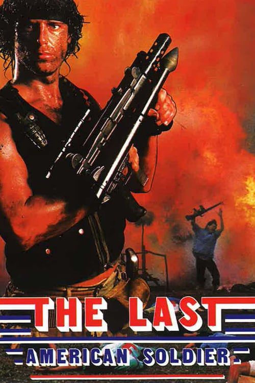 The Last American Soldier - Movie Poster