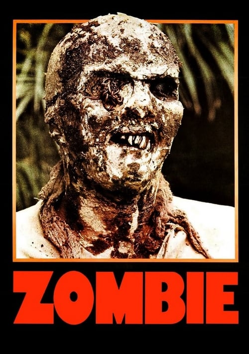 Zombie Flesh Eaters - Movie Poster