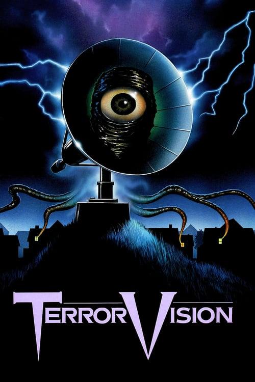 TerrorVision - Movie Poster