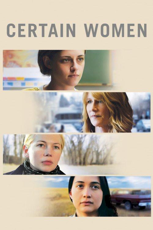 Certain Women - Movie Poster
