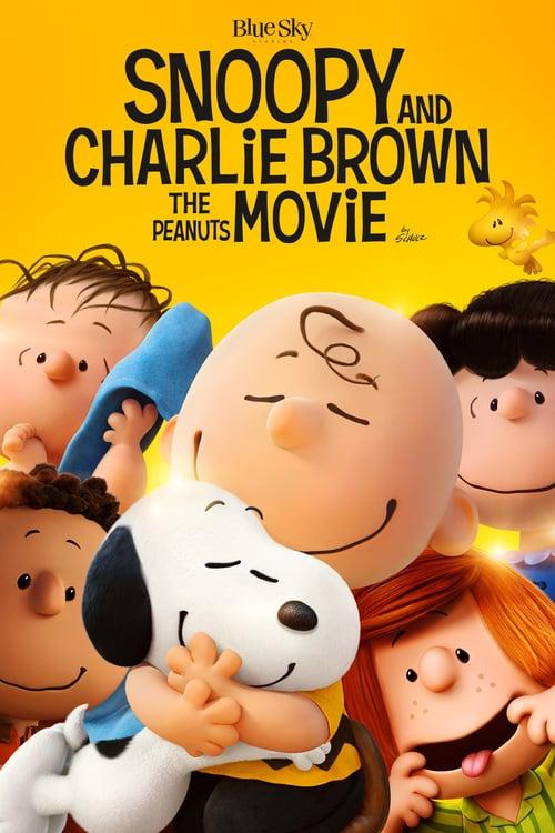 The Peanuts Movie - Movie Poster