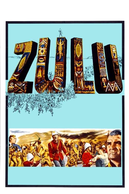 Zulu - Movie Poster