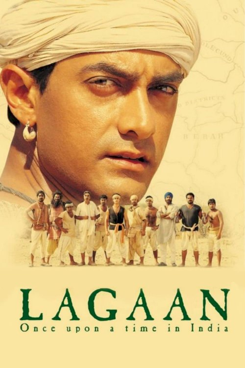 Lagaan: Once Upon a Time in India - Movie Poster