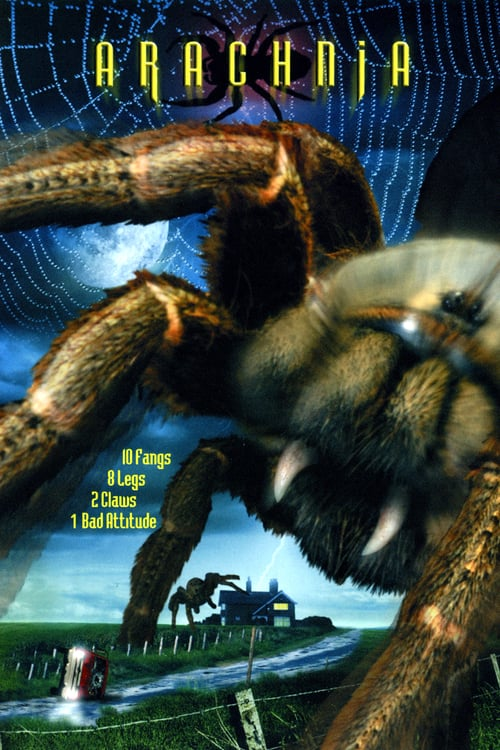 Arachnia - Movie Poster