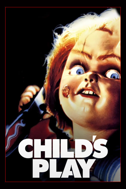 Child's Play - Movie Poster