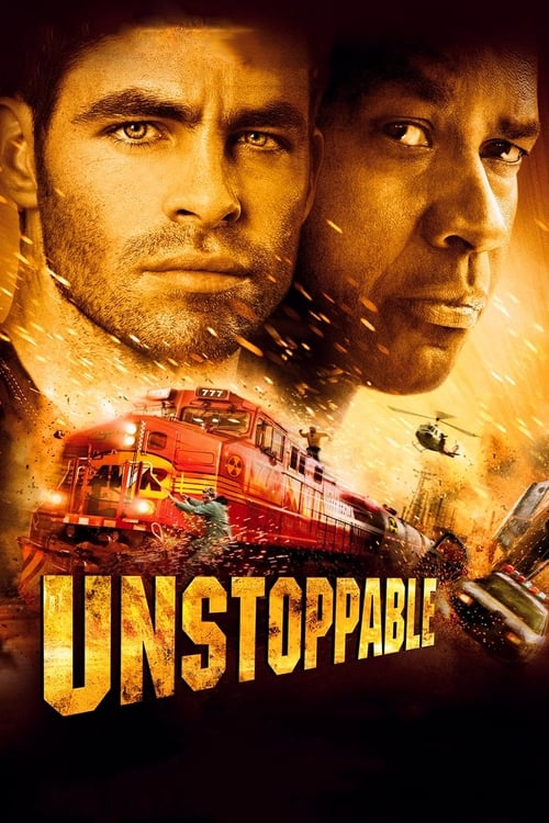 Unstoppable - Movie Poster