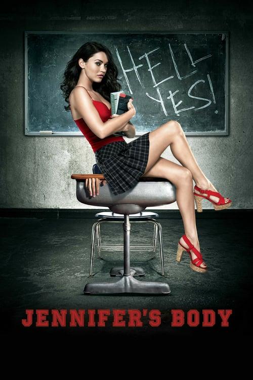 Jennifer's Body - Movie Poster