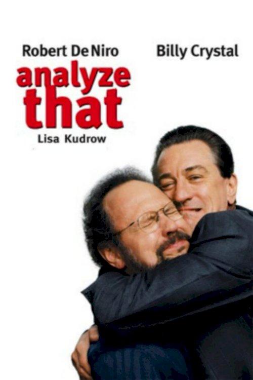 Analyze That - Movie Poster