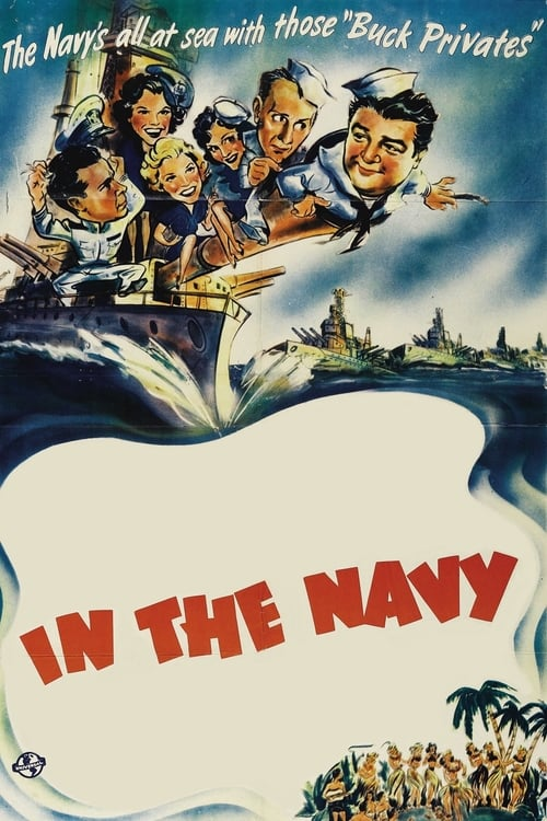 In the Navy - Movie Poster