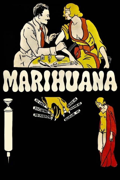 Marihuana - Movie Poster