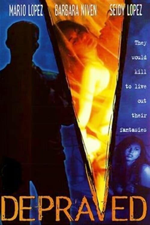 Depraved - Movie Poster