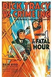Dick Tracy vs. Crime Inc. - Movie Poster